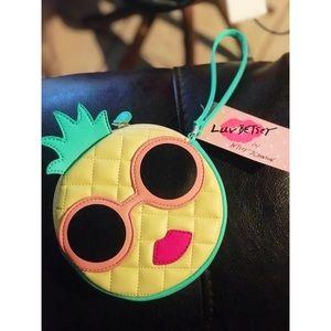 NEW!! Betsey Johnson purse